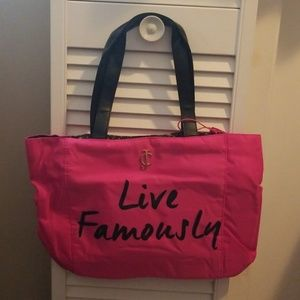 NWT JUICY COUTURE TOTE BAG